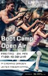 Boot Camp Open Air am 24. Mai